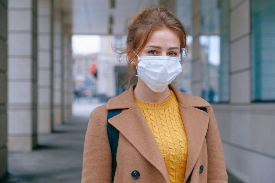 Danijela Nikolć o  maskama