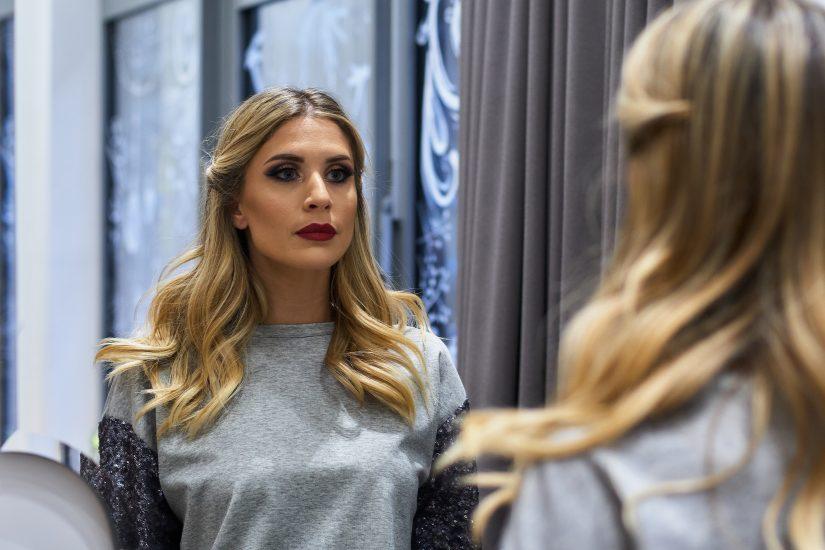 TIjana Savić ogledalo